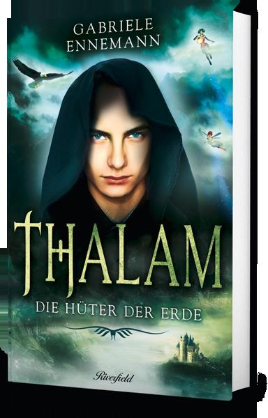 Thalam von Gabriele Ennemann, Cover mit freundlicher Genehmigung von Riverfield